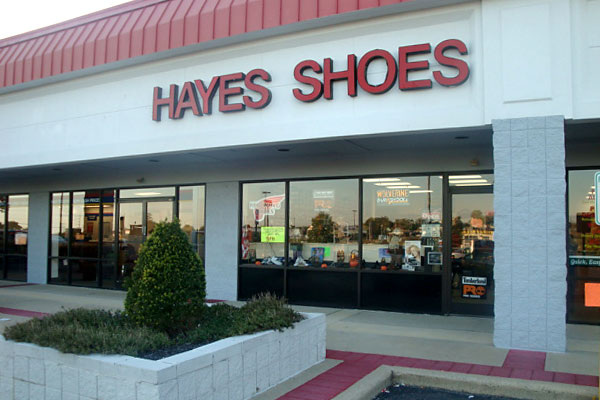 Hayes Shoes - Glasgow, KY