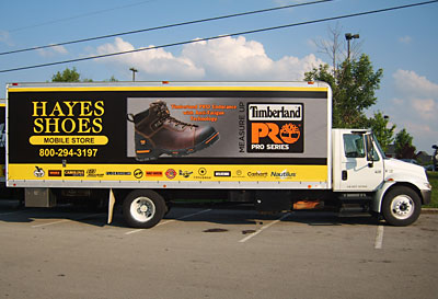 Hayes Shoes - Mobile Stores