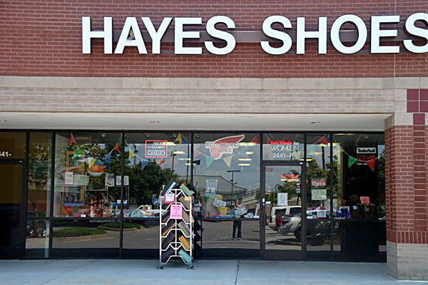 Hayes Shoes - Murfreesboro, TN