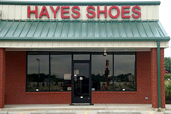 Hayes Shoes - Russellville, KY
